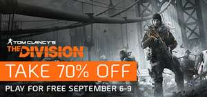 [steam] Tom Clancy's The Division - £12.59
