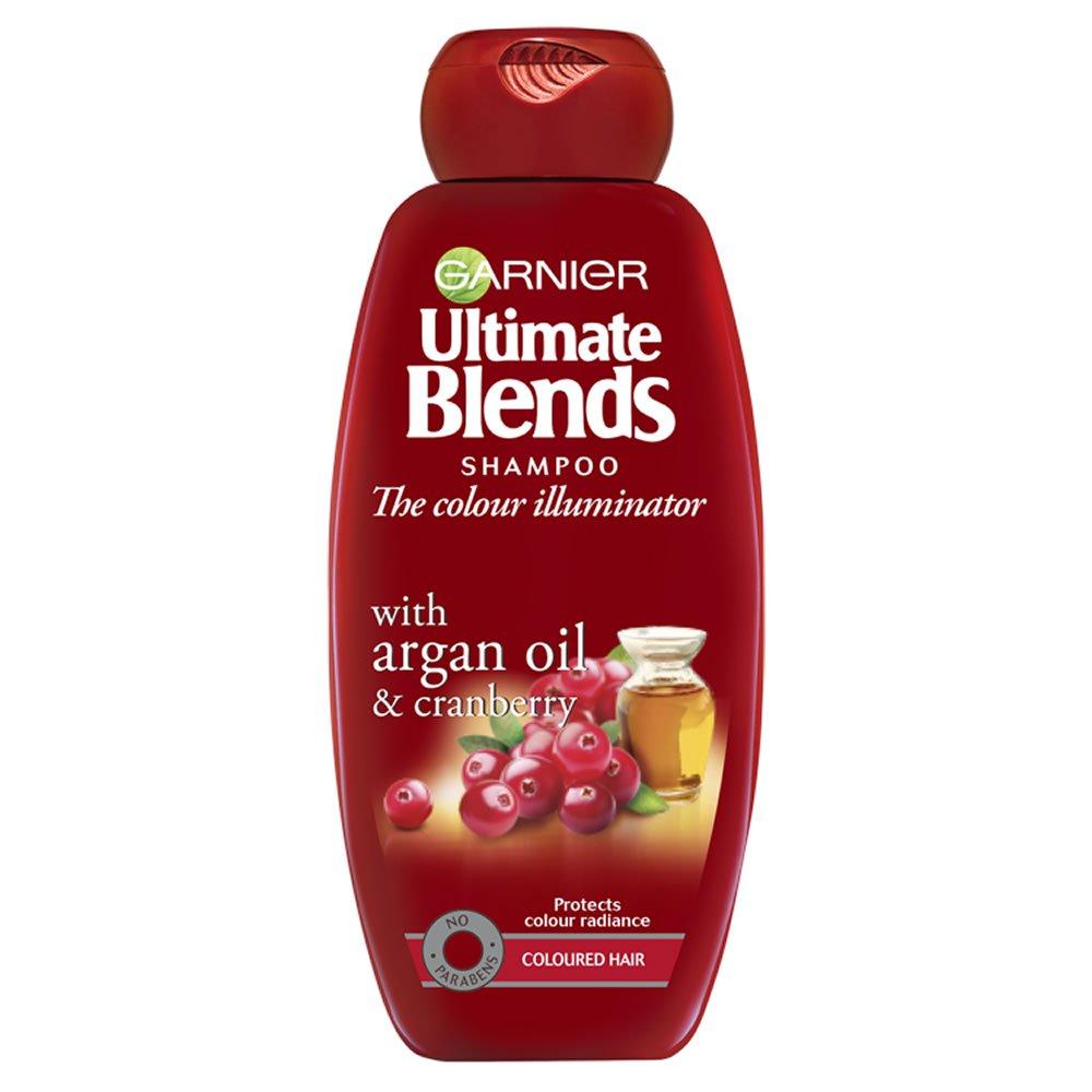 Garnier Ultimate Blends Argan Oil Coloured Hair Shampoo 360ml £1.75 @ Wilkos