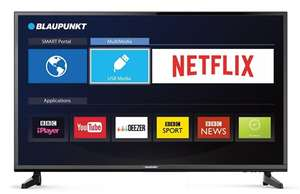 Blaupunkt 40/148M 40 Inch Full HD 1080p Smart D-LED TV £208.99 Delivered @ Box