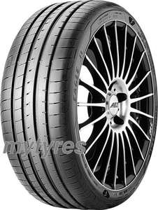 SUMMER TYRE Goodyear Eagle F1 Asymmetric 3 225/45 R17 91Y BSW with MFS £57.03 @ MyTyres Ebay