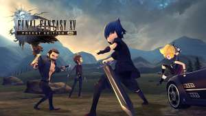 Final Fantasy XV Pocket Edition HD - 40% launch discount for PS+ members £14.99