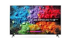 """LG 49SK8000P 49"""" SUPER UHD TV £649 with price match @ Crampton & Moore with 5 Year Guarantee"""