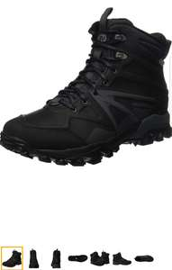 Merrell Men's Capra Glacial Ice+ Mid Waterproof High Rise Hiking Boots - £77.50/£80 size dependant @ Amazon (Prime Exclusive)