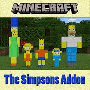 Mod The Simpsons for Minecraft PE now free (for 1 day!) Android Apps
