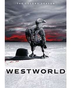 Westworld Season 2 4K Bluray Digital Preorder - £35.99 @ Warner Bros Shop
