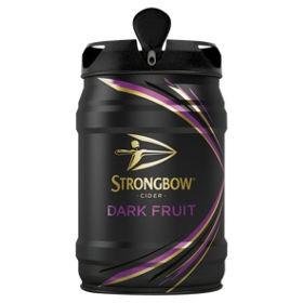 Strongbow Dark Fruit 5L Keg Iceland Food Warehouse - £8.50