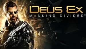 DEUS EX: MANKIND DIVIDED™ Steam Key PC £2.99 @ Humble Bundle