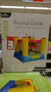 Crane Bouncy Castle - £39.99 instore at Aldi (Tewkesbury)