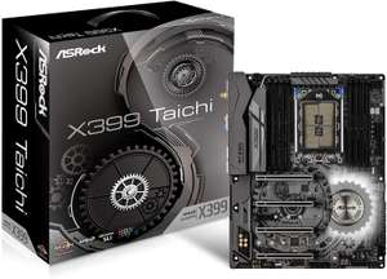 ASRock X399 TAICHI TR4 SATA 6Gb/s USB 3.1/3.0 ATX AMD Motherboard - £287.11 @ Amazon (Prime Exclusive)