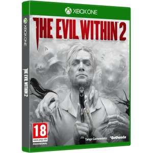 The Evil Within 2 (XB1) - £4.99 instore @ Sainsbury's