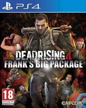 Dead Rising 4 Franks Big Package PS4 ex-rental PS4 £10 @ boomerang