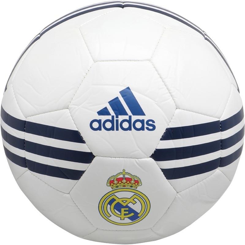 adidas RMCF Real Madrid Football White/Raw Purple/Core Royal - £9.98 delivered @ MandMdirect