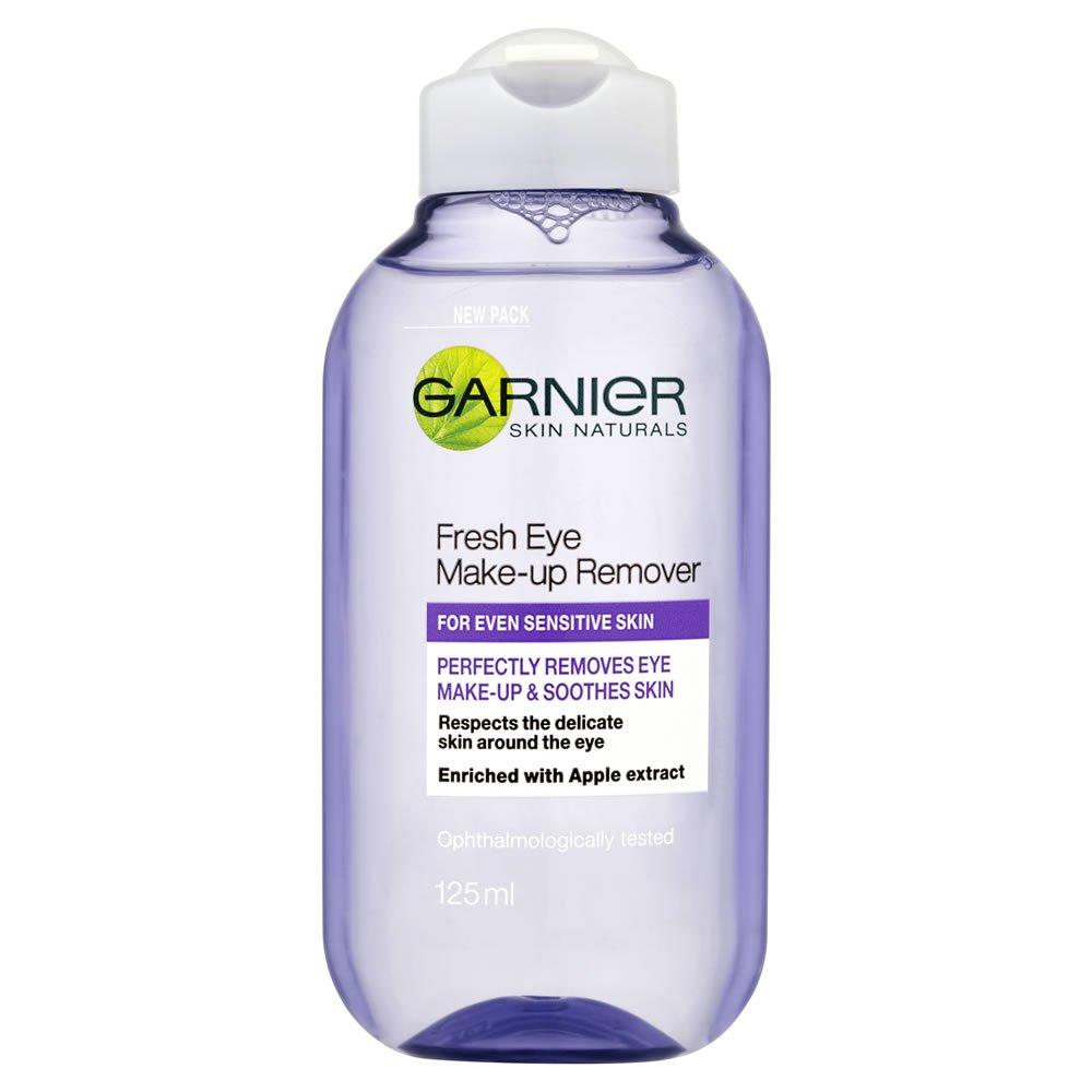 Garnier Skin Naturals Fresh Eye Make Up Remover 125ml - £1.55 + Free C&C @ Wilko
