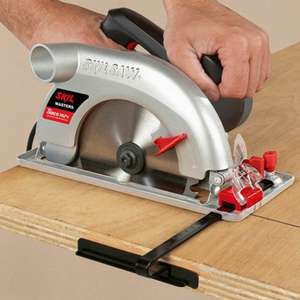 Skil Masters 5065 MB 1250W 240v Professional Circular saw at ITS for £40.94