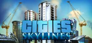 Up to 75% off Cities Skylines and DLC £5.74 @ Steam