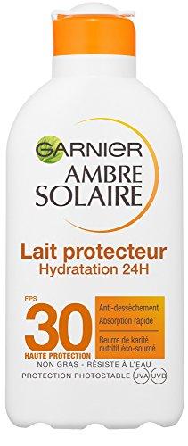 Garnier Ambre Solaire Moisturising Lotion 24 Hour SPF 30 200 ml £2 prime / £6.49 non prime @ Amazon