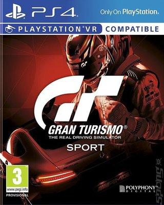 Gran Turismo Sport PS4 (USED) £11.33 @ Music Magpie