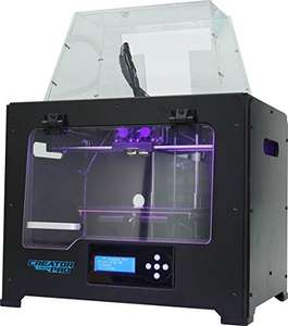 Flashforge creator pro 3D Printer £465.09 delivered Dispatched from and sold by FREETIME - Amazon
