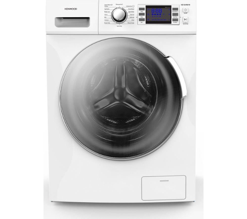 KENWOOD K814WM16 8KG 1400RPM Washing Machine - White £239 W/CODE @ Currys