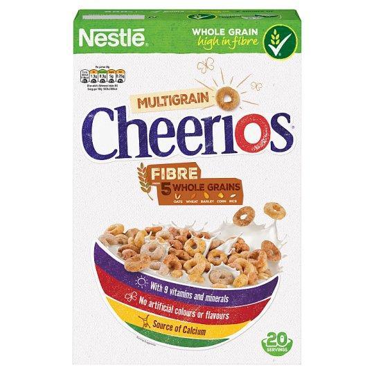 Nestle Cheerios Multigrain (600g) £1 @ Heron Foods