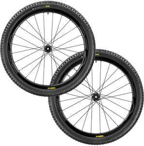 Mavic XA Pro Carbon mtb wheelset incl tyres £599 @ crc chain reaction 27.5 or 29er non-boost/ boost XD / shimano