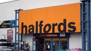 Halfords Free MOT with any Halfords retail store purchase
