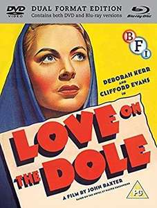 Love On The Dole - free movie via the Internet Archive
