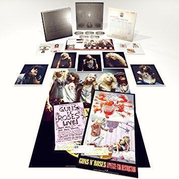 Guns N RosesAppetite For DestructionBox set at Amazon for £82.99