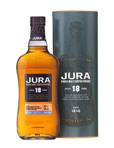 Jura 18 Year Old Single Malt Scotch Whisky 70cl £51.79 @ Amazon (deal of the day)