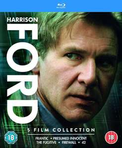 Harrison Ford Collection - Very Limited Release £9.99 + 99p postage @ Zavvi