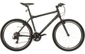 "Carrera Parva Mens Hybrid Bike Bicycle 27.5"" Alloy Freewheel, £162 with code at Halfords/ebay"