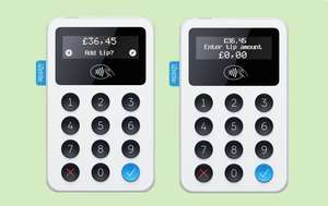 Get the NEW iZettle card reader for £19+VAT this month (£22.80) - Usually around £59+VAT