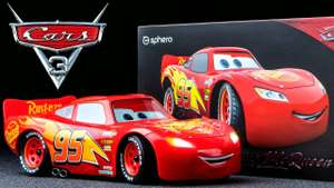 Sphero Lightning McQueen talking app-enabled robot car (New) £71.95 with code PURE10 @ velocityelectronics eBay