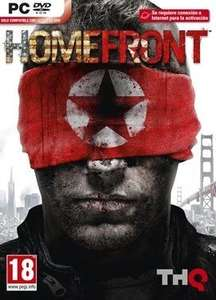 Homefront PC STEAM key £1.60 @ INSTANT GAMING