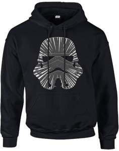Choice of 59 different Star Wars official hoodies with free Han Solo Monopoly (Worth £16.99) for £30.98 delivered @ Zavvi