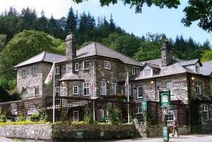2 night stay for 2 with breakfast & cream tea at Swallow Falls Hotel Snowdonia £99 @ Living Social