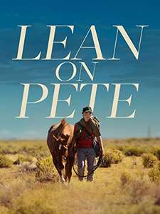 """""""Lean on Pete"""" (2018) - Watch for free on Amazon Prime Video"""