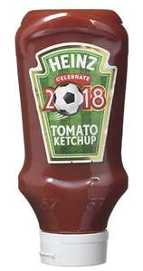 Heinz Tomato Ketchup 650g (pack of 10) £10.31 prime / £14.80 non prime @ Amazon