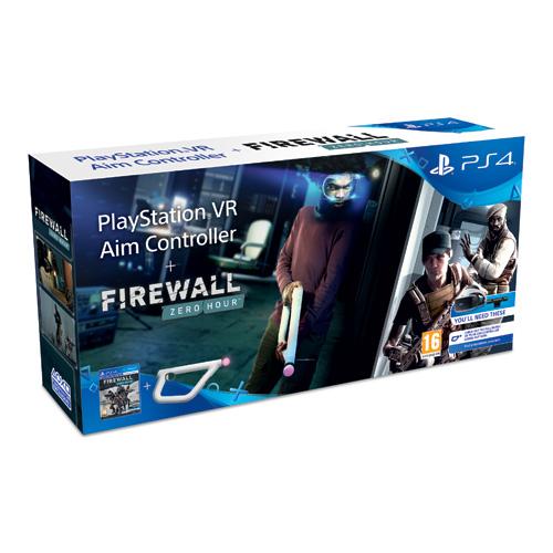 [PSVR] Firewall Zero Hour + Aim Controller £49.99 @ Monster Shop