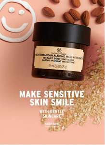 25% off 100's of items on Body Shop - click to Get the deal. Use code 14674