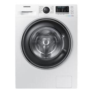 Samsung WW80J5555EW 8kg 1400 RPM EcoBubble Washing Machine £359.10 w/code @ Hughesdirect ebay