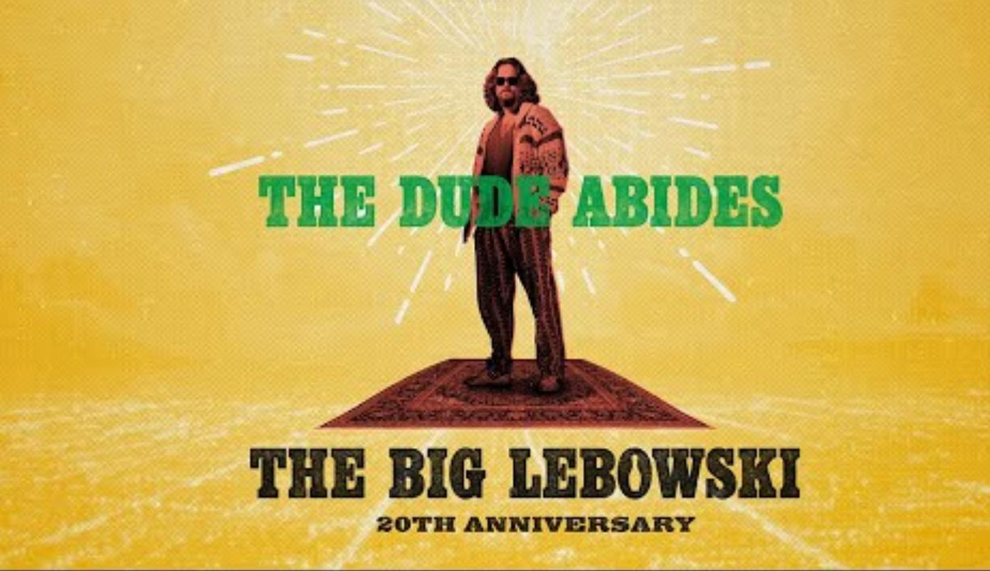 The Big Lebowski - 20th Anniversary £3.99 @ Vue Cinemas (Mon 24th Sept.).