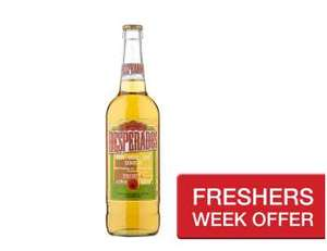 FREE Desperados Tequila Beer 650ml via ClickSnap - £2.65 @ supermarkets