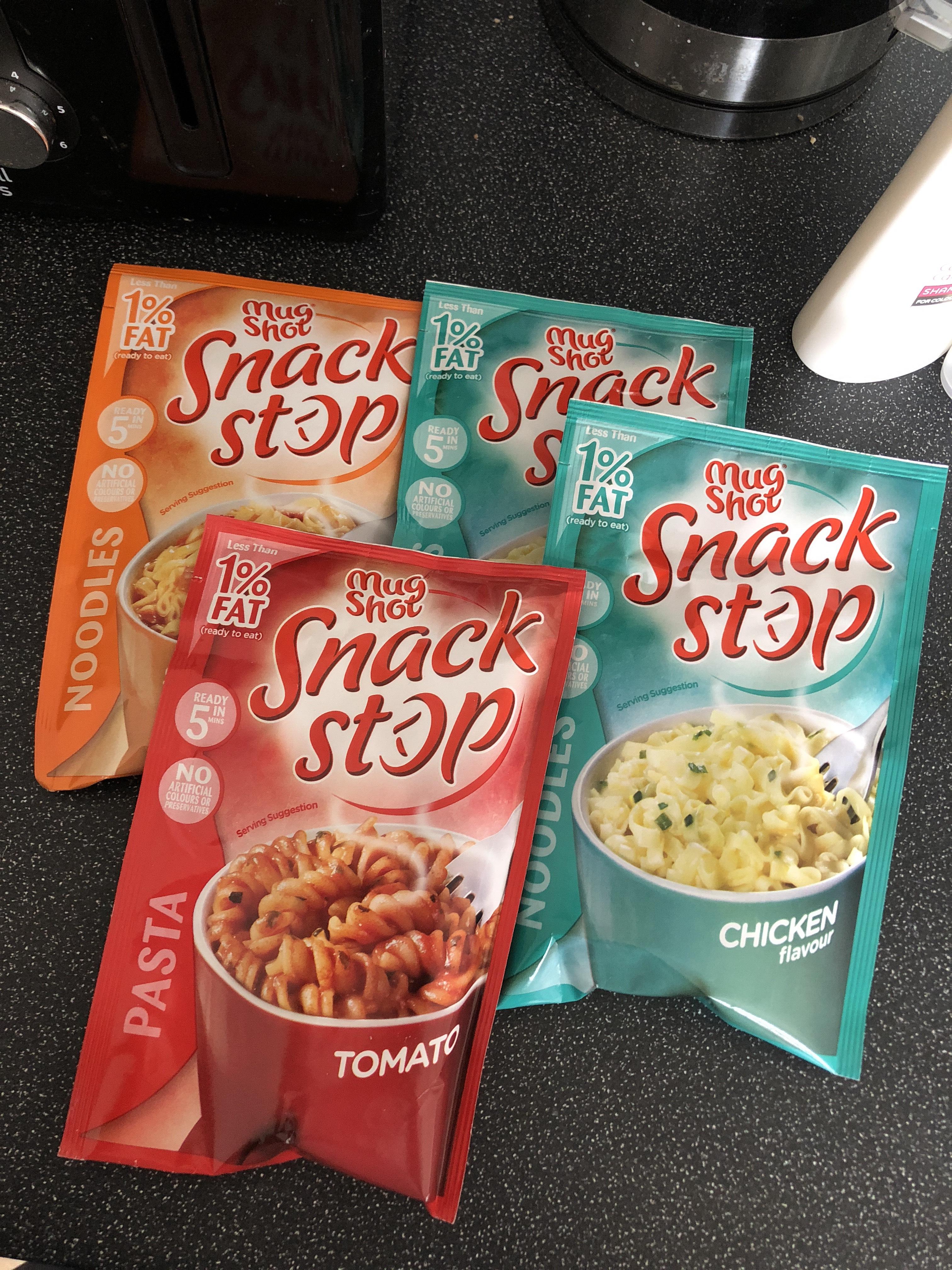 Mug Shot Snack Stop. £1 for 4 @ Quality Save