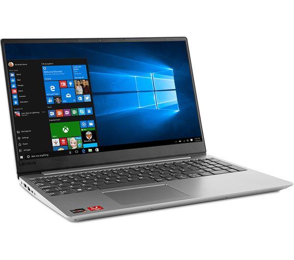 "LENOVO IdeaPad 330S 15.6"" AMD Ryzen 5 Laptop - 256 GB SSD, Grey £549.99 @ Currys"