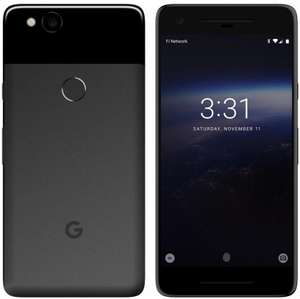 Google Pixel 2 XL G011C 64GB Unlocked Just Black Refurbished Excellent £404.99 @ XS Items - Ebay