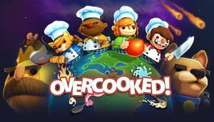 OVERCOOKED PC STEAM key £4.41 @ Humble Bundle