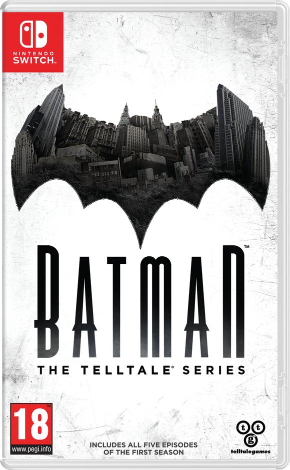 [Nintendo Switch] Batman: A Telltale Game Series - £12.99 - Coolshop