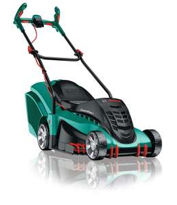 Bosch Rotak 40-17 Ergoflex Electric Rotary Lawnmower with 40cm Cutting Width £132.99 @ Amazon