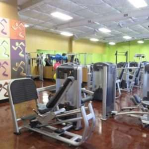 10 Gym Passes from £9.60 @ Anytime Fitness / Groupon